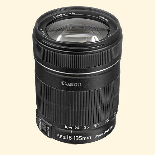Objektiv: Canon EF-S 18-135mm f/3.5-5.6 IS STM