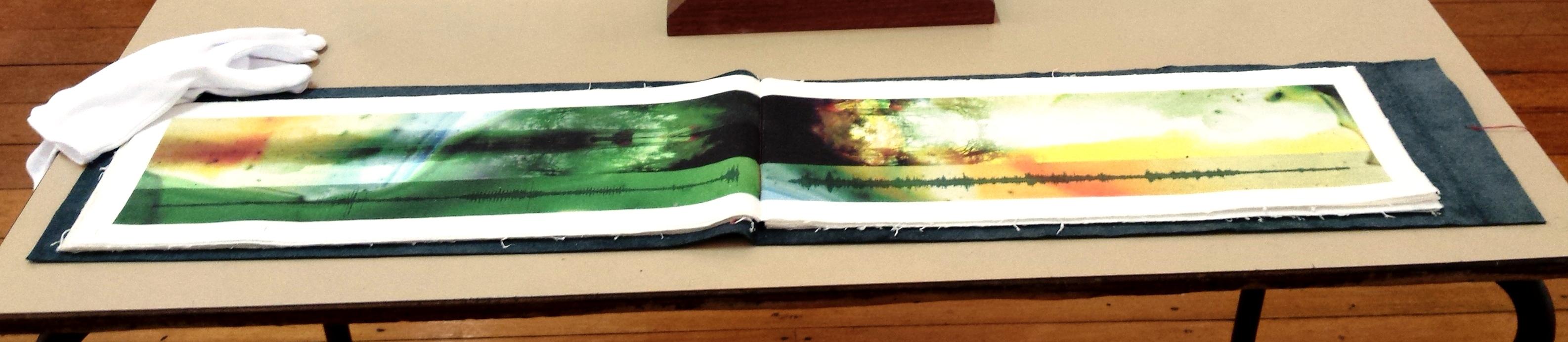 log book the river hid - codex