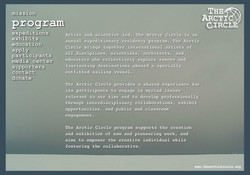 arcticcircle programme page