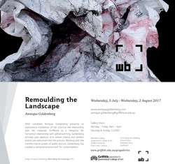 Whitebox Gallery invitation
