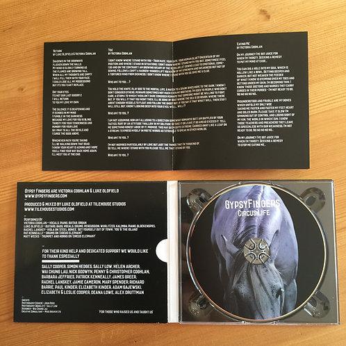 CD (Circus Life Album)