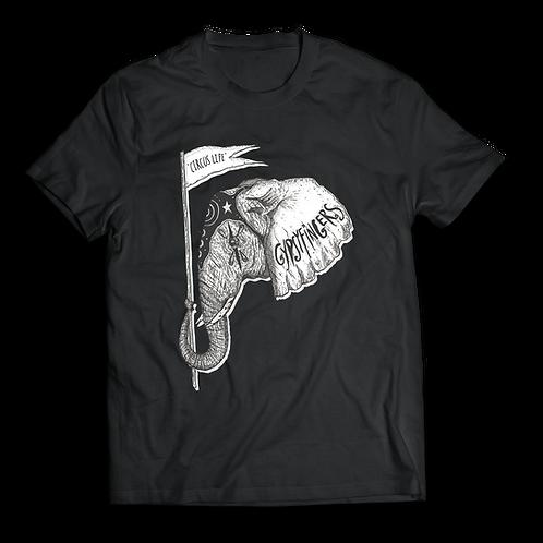T-SHIRT - Circus Elephant