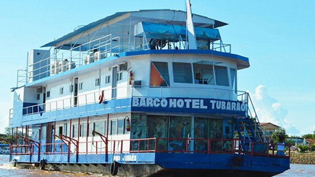 BARCO TUBARÃO DO ARAGUAIA
