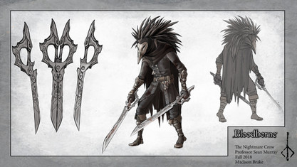 The Crow Design Page