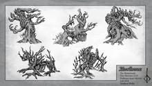 Tree Designs