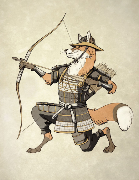 Samurai Fox