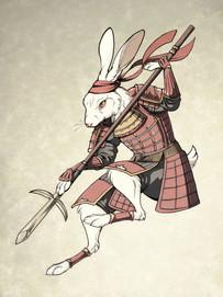 Samurai Hare