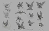 Grape-Snatchers Design Page