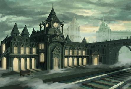 Gothic Station