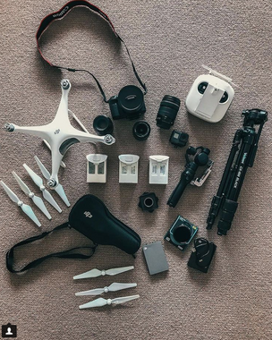 The Ultimate Packing Guide For Drone Travelers
