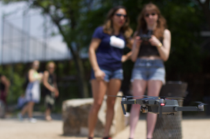 Drone Training is on the Rise