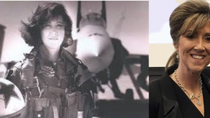 Tammy Shults: A Female Piloting Hero