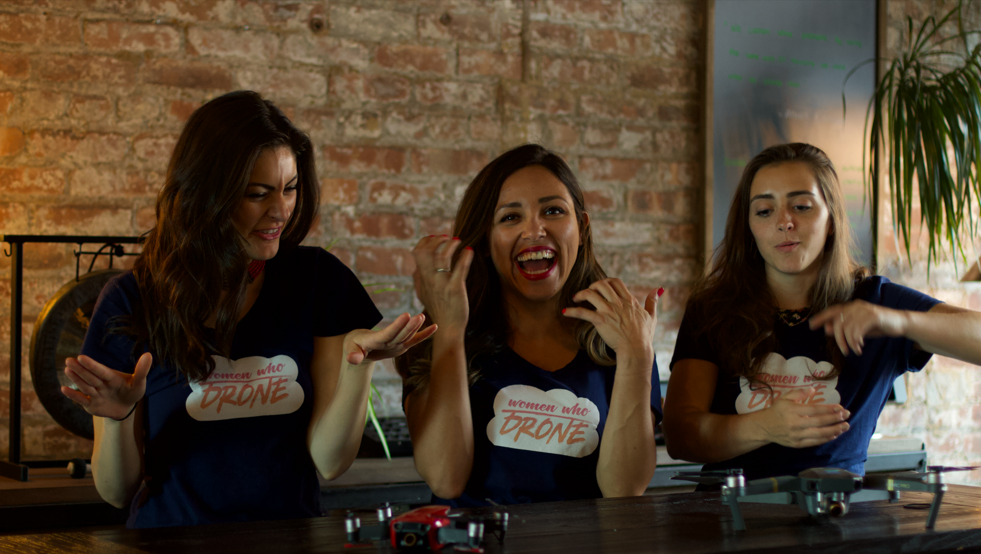 women who drone original members