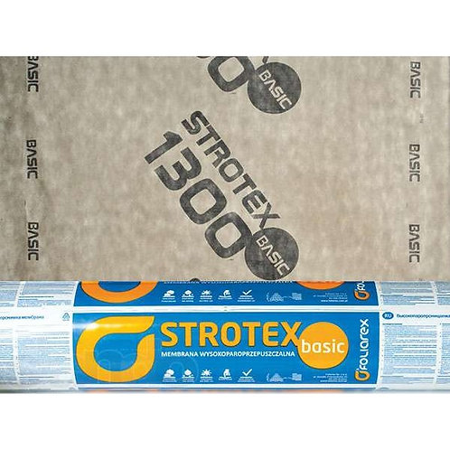 Супердиффузионная мембрана STROTEX 1300 Basic 1,5х50 м