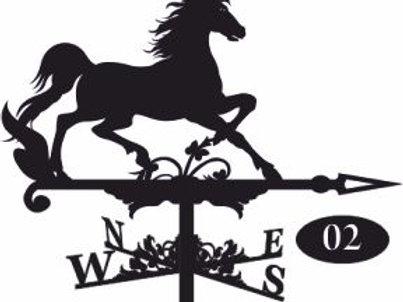 Флюгер №2 Конь