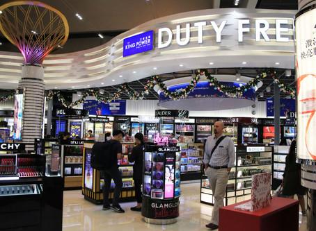 Limite de US$ 1.000 para compras em free shops passa a valer em janeiro
