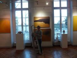 Installation. Frédérique Bodinier