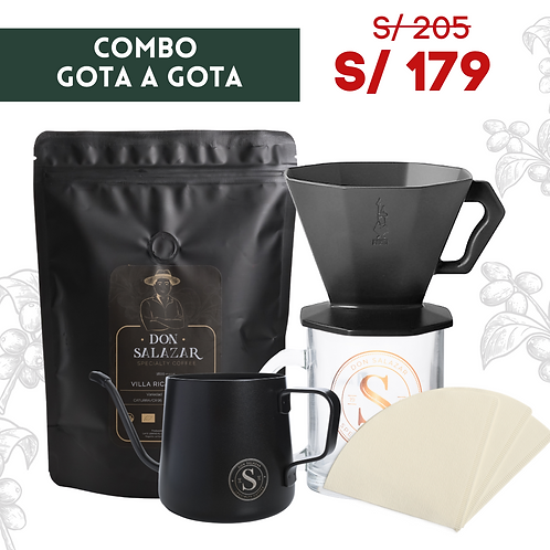 Combo Pour Over