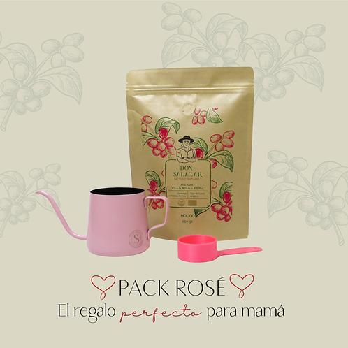 Pack Rose