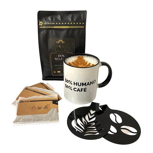 Lima Con Cafeína x Don Salazar