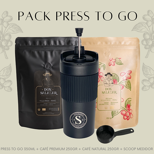 PACK PRESS TO GO