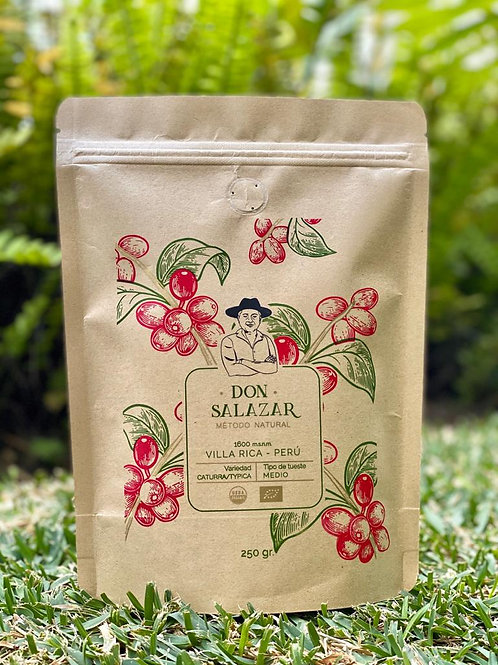 Café orgánico Natural Molido