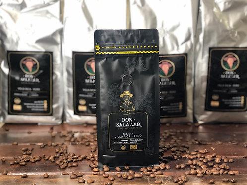 Café orgánico Don Salazar molido