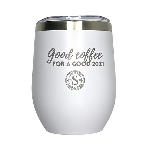 White mug 2021 - Limited Edition