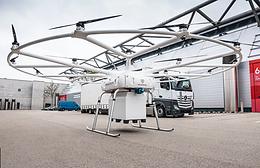 Autonomous Flight Technology Tested on eVTOL Drone