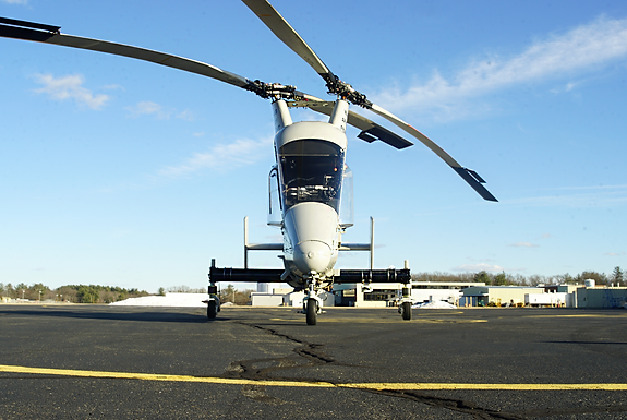 How Kaman's unmanned K-Max helicopter is getting smarter