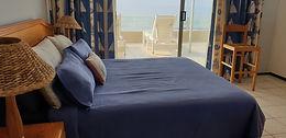 Main Bedroom Libra Holiday Flat Unit 7