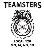 Teamsters Local 120 Logo Black Vector[1]