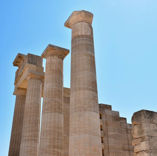 Acropolis @Lindos, Rhodes