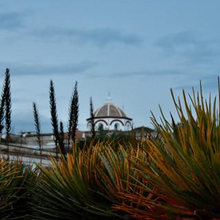 View from Santo Domingo