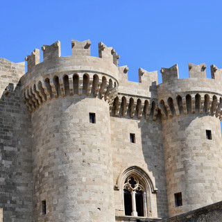 The Knights Castle @Rhodes