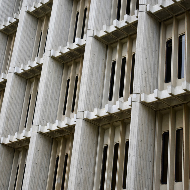 Brutalist Architecture at UCSD