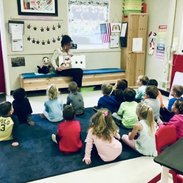 Ocean Early Childhood Center Reading