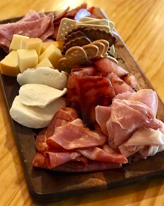 Meat + Cheese Board