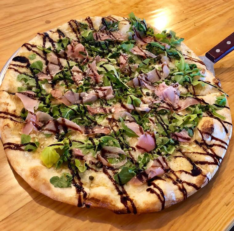 Insalata Pizza