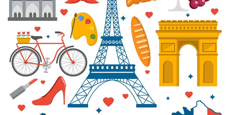 BASTILLE DAY- VIVE LA FRANCE FREE ACTIVITIES