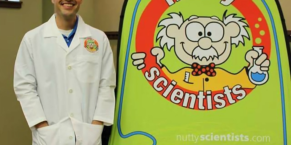 Nutty Scientist Experiments FREE Workshop