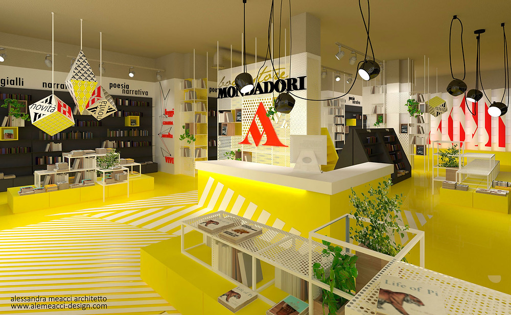 retail design: arredamento e progetto di interior design per negozi