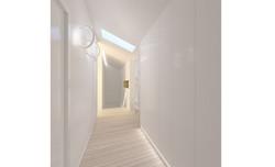 pareti attrezzate- arredamento- interni-interior