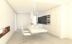 interni-cucina-interior arredamento