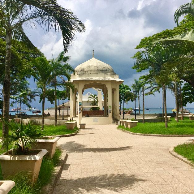 Forodhani Gardens, Zanzibar