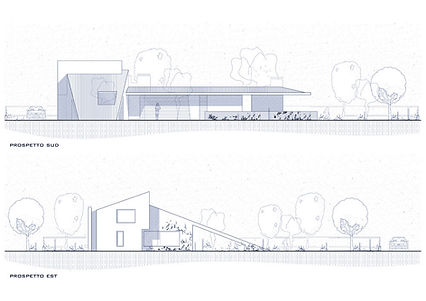 progetto architettonico per casa a Pedova : progettazione residenziale e commerciale.