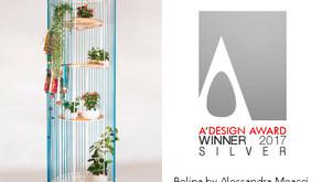 è tempo di A'Design Award !