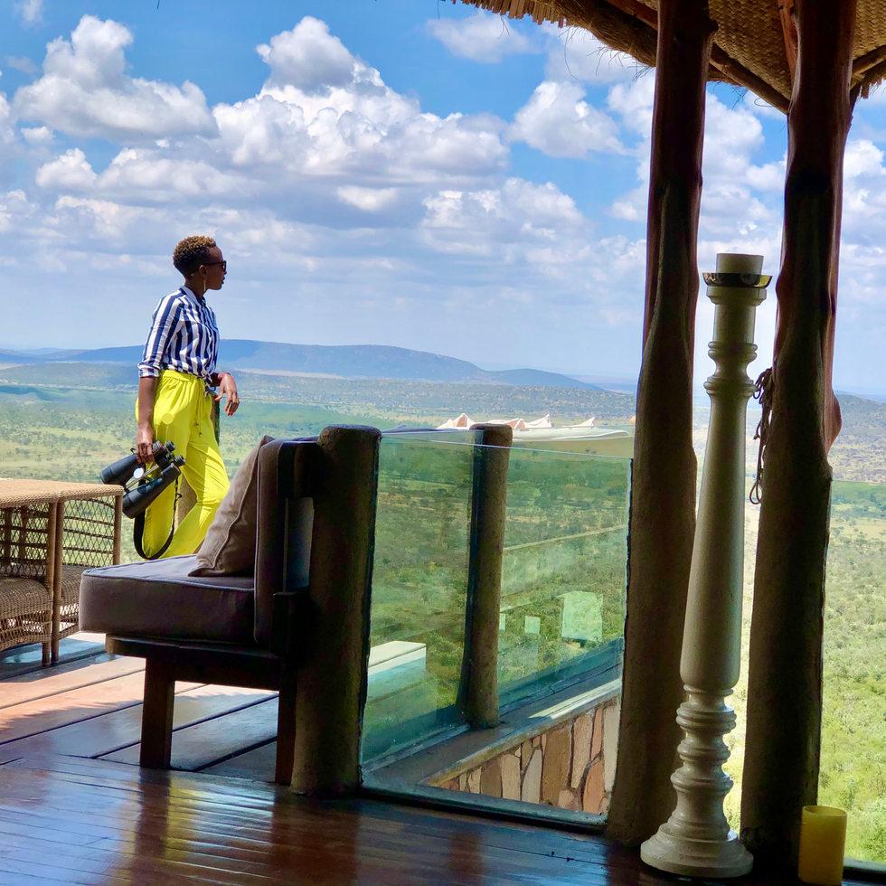 Olarro Mara, Kenya.