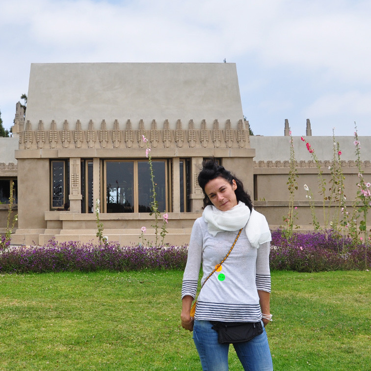 architettura_wright_california_hollyhockhouse