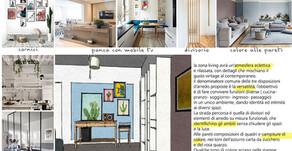 Consulenza on line di Interior Design: cos'è, come funziona un progetto a distanza
